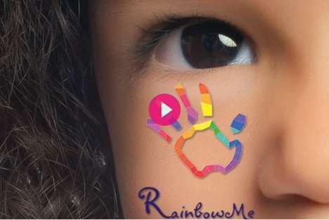 Diverse Children's Programming - RainbowMe is a Platform That Brings Diverse Television to Children