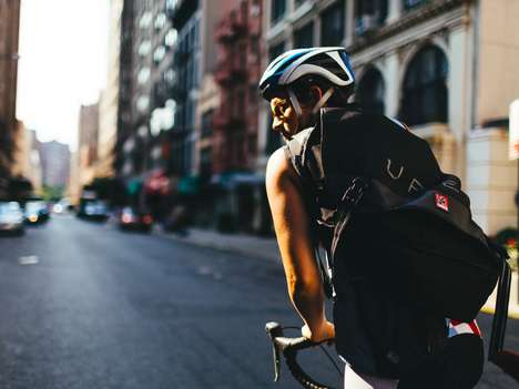 Independent Delivery Services - Uber Rush Will Offer Third-Party Rapid Delivery to Small Businesses