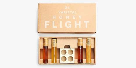 Cheese Honey Pairing Kits - This Honey Kit by Zeke Freeman Teaches Consumers to Pair Cheese & Honey