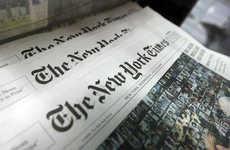 Digital Newspaper Passes - The New York Times Digital Day Pass Offers Access to All Online Content
