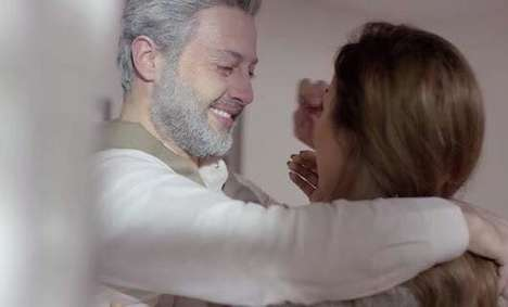 Futuristic Retirement Ads - 'The Beautiful After' Simulates the Aging of Middle Eastern Couples