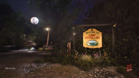 Machete Attack Games - The Friday the 13th Game Requires Players to Evade Machete Attacks