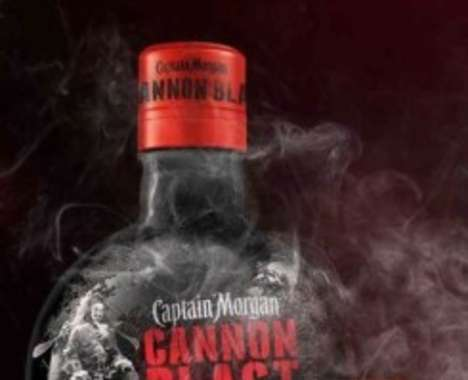 Cannon Ball Liquor Stunts