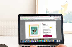 Poster Framing Websites - This Company Helps Customers Display Beloved Posters and Prints