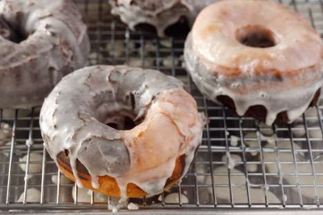Chemistry-Based Bakeries - This Dessert Shop is Using Science to Make the Best Doughnut Possible