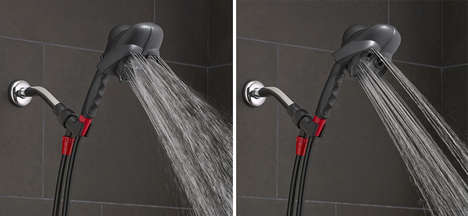 Galactic Shower Heads - Let R2D2 and Darth Vader Hose You Down with These Bathroom Appliances