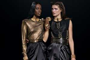The Full Balmain x H&M Collection Has Finally Been Revealed