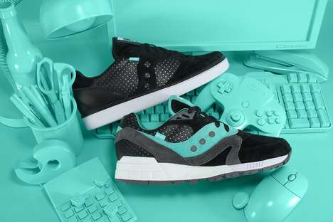 "Business Casual Sneakers - The Premier x Saucony ""Work/Play"" Pack Provides Performance and Style"