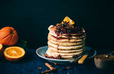 Mulled Wine Flapjacks