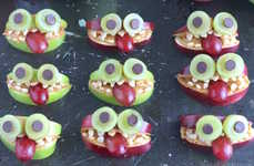 Healthy Monster Fruit Treats