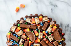 Candy Bar Cakes