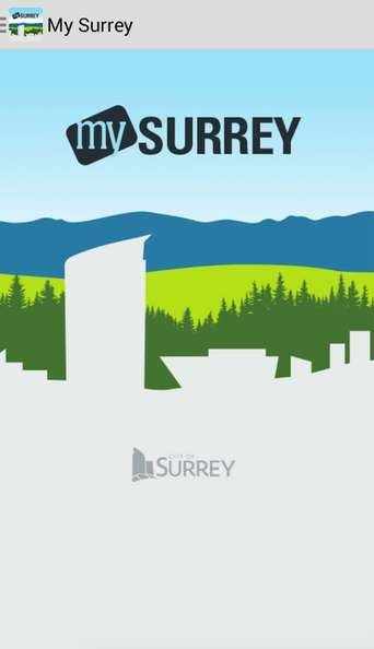 Supercomputer City Apps - British Columbia's 'My Surrey' is a City Guide App Powered by IBM Watson