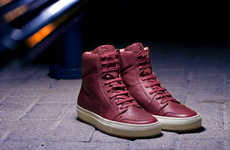 Luxury Italian High Tops