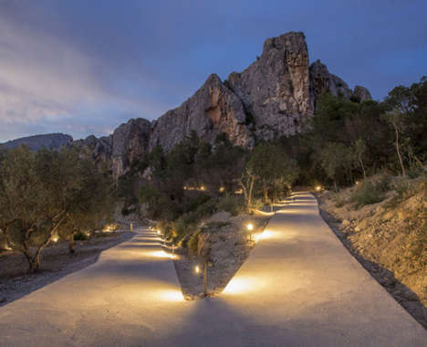 Secluded Luxury Hotels