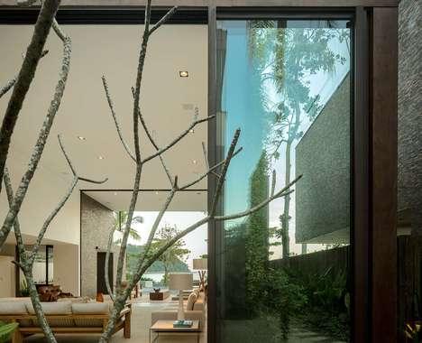 Modernized Jungle Retreats