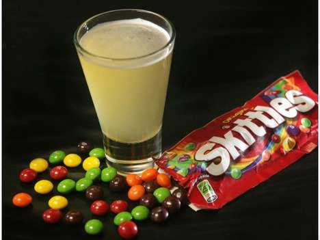 Confectionery Beer Pairings - These Unusual Candy and Beer Pairings Complement One Another