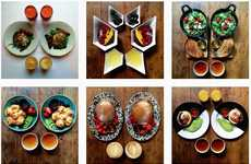 Symmetrical Breakfast Menus - Popular Instagram Account Symmetry Breakfast Will Host a London Pop-Up