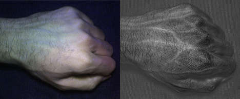 Ultra-Revealing Cameras - The Hypercam Can Photograph the Veins Beneath Your Skin