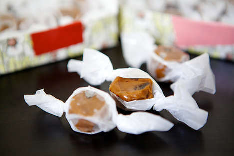 Savory Fig Caramels - This Liddabit Sweets Caramel Candy Tastes Like Fig and Ricotta