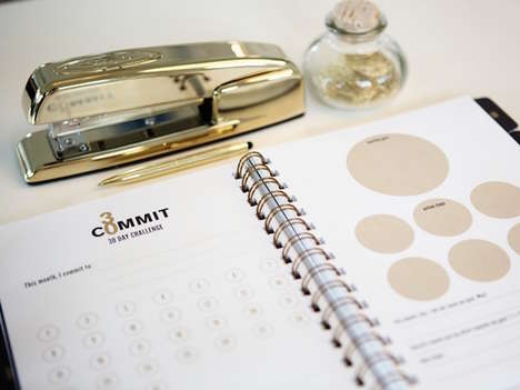 Challenge-Based Agendas - This Creative Planner Helps You Accomplish Your Goals in 30 Days