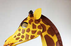 Handmade Animal Masks
