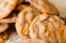 Pumpkin Spice Cookies - This Seasonal Dessert Features Pumpkin Spice Chips in a Spiced Cookie