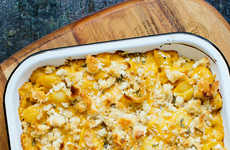 Autumnal Cheesy Macaroni - This Butternut Squash Macaroni and Cheese Makes a Fall-Flavored Meal
