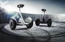 Affordable Self-Balancing Scooters - Segway's Ninebot Mini is More Inexpensive Than Previous Models