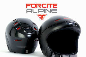 Forcite Alpine is the First Ever Smart Helmet for Snow Sports