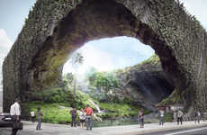 Cavernous Organic Museums - This Philippine Museum is Inspired by the Ancient Neolithic Period