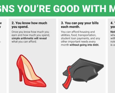 Money Management Infographics