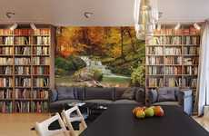 Eco Autumn Murals