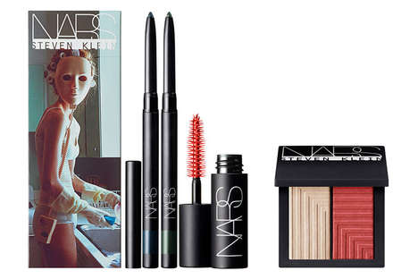 Occult Makeup Collections - The NARS Steven Klein Holiday Line is Inspired by Surrealist Imagery