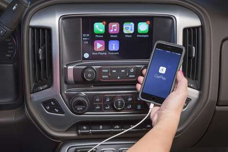 Luxurious Connectivity - Tech-Enabled GMC Designs