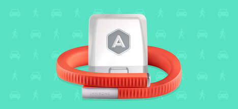 Healthy Driver Wearables - Jawbone UP and Automatic Prevent Road Rage by Assessing Mood and Diet