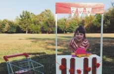 Drugstore Birthday Parties - This Little Girl's Celebration Features a CVS-Inspired Design Scheme
