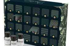 Boozy Christmas Calendars - This Advent Calendar Design Offers a New Sample of Alcohol for Each Day