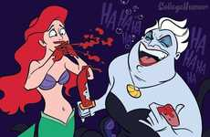 Accurate Disney Illustrations