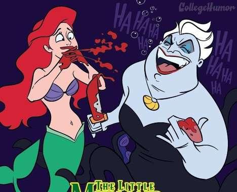 Accurate Disney Illustrations