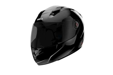 Noise-Filtering Helmets - This Motorcycle Helmet Reduces External Sounds While Riding