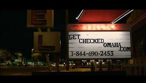 Zombie-Infested STD Ads - This Ad from 'Get Checked' Shows that STD's are Scarier Than Monsters
