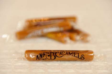 Licorice-Flavored Caramels - These Caramel Rolls from Annie B Mimic the Taste of Another Confection