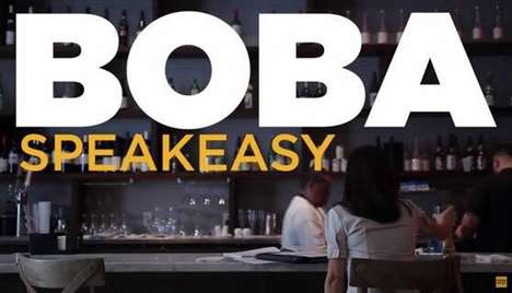 Boozy Taiwanese Teas - The Boba 7 Eatery in Downtown Los Angeles Sells Bobba Tea with Booze