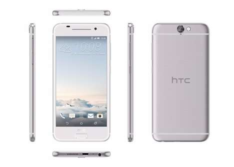 Rebooted Mid-Range Smartphones - The HTC One A9 Gives You Freedom of Functionality