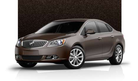 Culinary Car Designs - Buick Color and Texture Inspirations are Extracted From Food by Gut Instincts