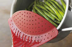 Clip-On Pot Strainers