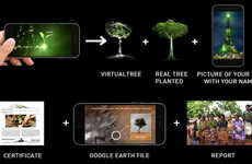 Virtual Reforestation Projects