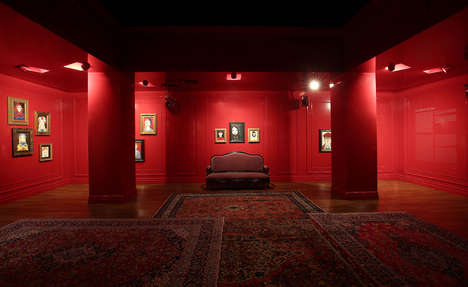 "Contemplative Fashion Exhibits - Gucci's New Exhibit in China Explores the Meaning of ""Contemporary"""