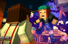 Refreshed Classic Games - The Minecraft: Story Mode Game Adds Plot and Characters to a Classic Game