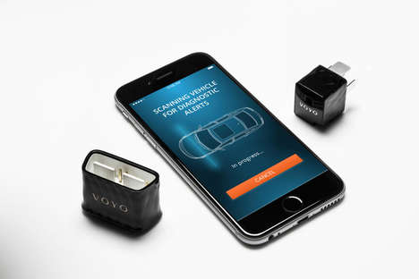 Auto Upgrade Apps - This Connected Device Can Help Consumers Upgrade an Old Vehicle